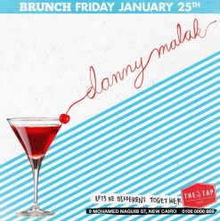 Friday Brunch ft. Danny Malak @ The Tap East