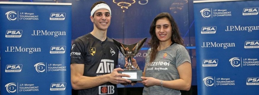 Nour El Sherbini Breaks a World Record!