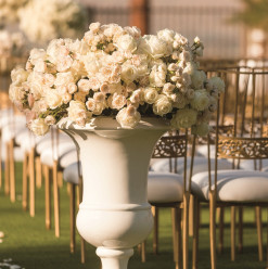 Traditional, Themed, or Grand: The Nile Ritz-Carlton Tailors Luxury to Fit Your Dream Wedding