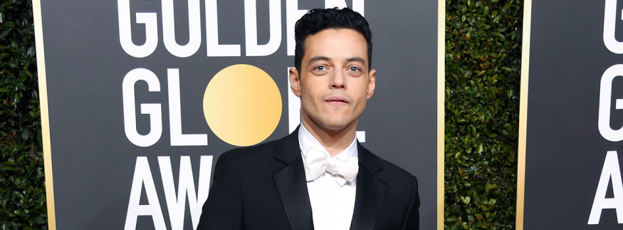 WATCH: Egyptian Actor Rami Malek Wins Golden Globe