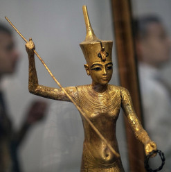 Tutankhamun Is Heading to Paris!