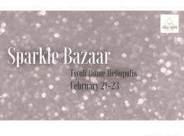 Sparkle Bazaar at Tivoli Dome Heliopolis