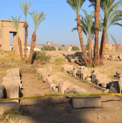 IN PICTURES: Chinese-Egyptian Expedition Is Renovating This Historical Site in Luxor