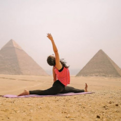 Everything You Need to Know About the Yoga Retreats Happening Around Egypt