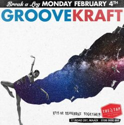 GrooveKraft @ The Tap Maadi