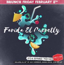 Friday Brunch ft. @ The Tap West