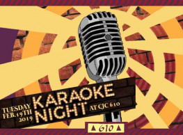 Karaoke Night @ Cairo Jazz Club 610
