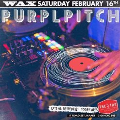 Purplpitch @ The Tap Maadi