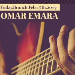 Friday Brunch ft. Omar Emara @ Cairo Jazz Club 610