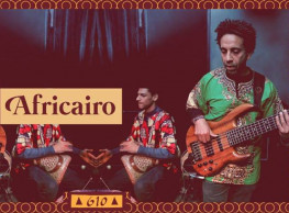 Africairo @ Cairo Jazz Club 610