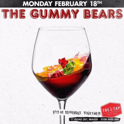 The Gummy Bears @ The Tap Maadi