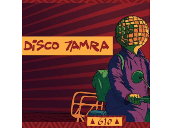 Disco 7amra ft. Disco Misr / DJ AK @ Cairo Jazz 610