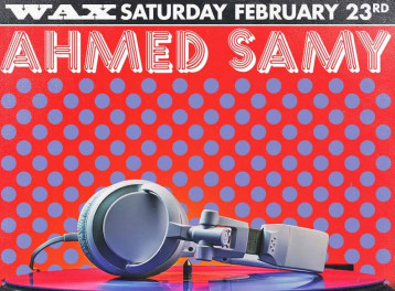 DJ Ahmed Samy @ The Tap Maadi