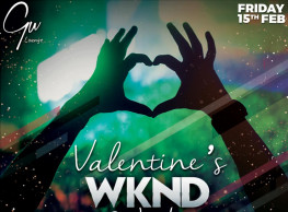 Valentine's Celebration @ Gŭ Lounge