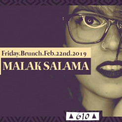 Friday Brunch ft. Malak Salama @ Cairo Jazz Club 610