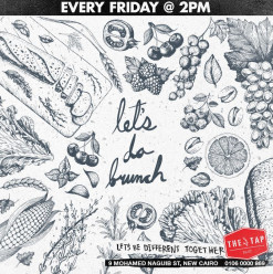 Friday Brunch @ The Tap East
