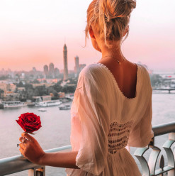 It's a Fairy Tale Valentine's Day Celebration at Four Seasons Hotel Cairo at Nile Plaza