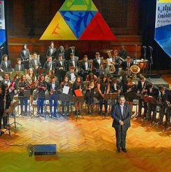Big Band at Egyptian Museum of Modern Art