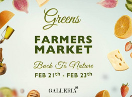Farmers Market at Galleria 40