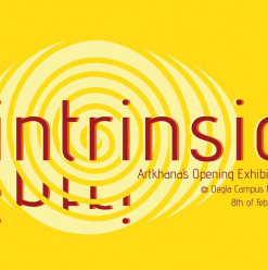 'Intrinsic' Exhibition at Degla Campus