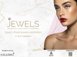 Jewels Exhibition at Galleria 40