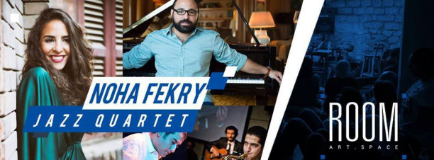 Noha Fekry Quartet at ROOM Art Space