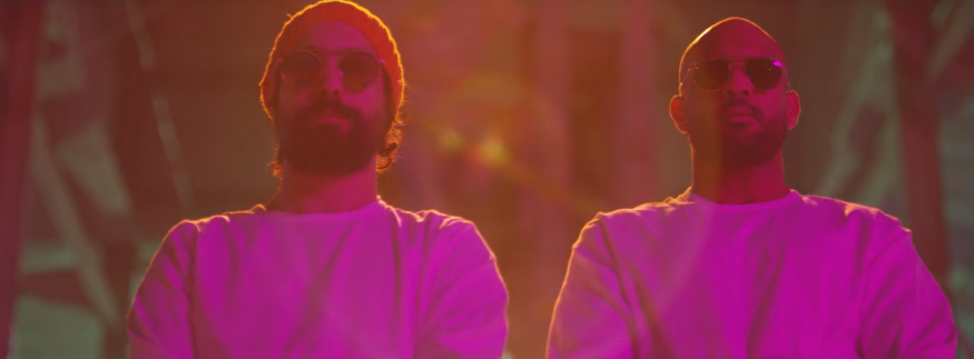 "WATCH: Sharmoofers Have Just Released Their ""Enfesam"" Teaser, and It's a Must-Watch"
