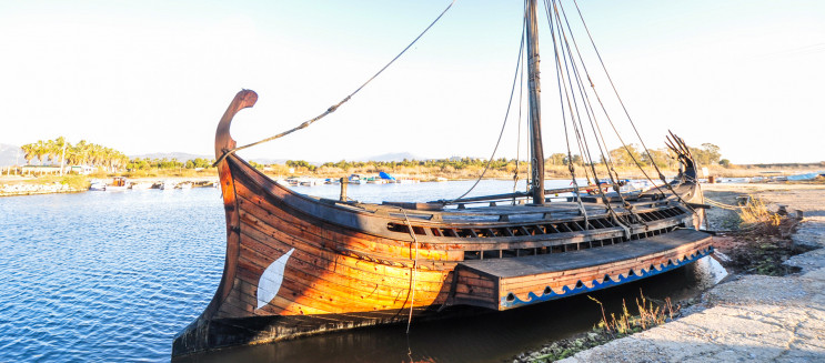 IN PICTURES: Archaeological Mission Discovers Roman Ship Repair Workshop