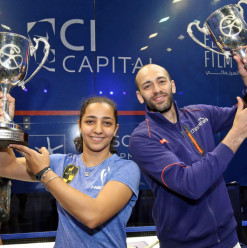 El Gouna International Squash Open Returns for It's 8th Edition!