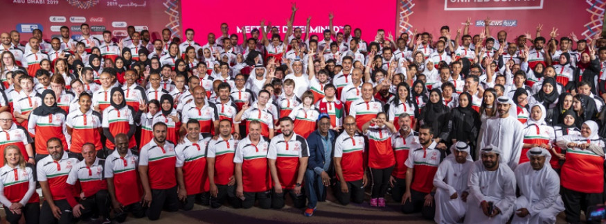 Egypt Participates in the Abu Dhabi 2019 Special Olympics World Summer Games
