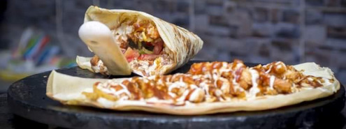 City Crepe: A Classic French Dish With a Very Egyptian Twist