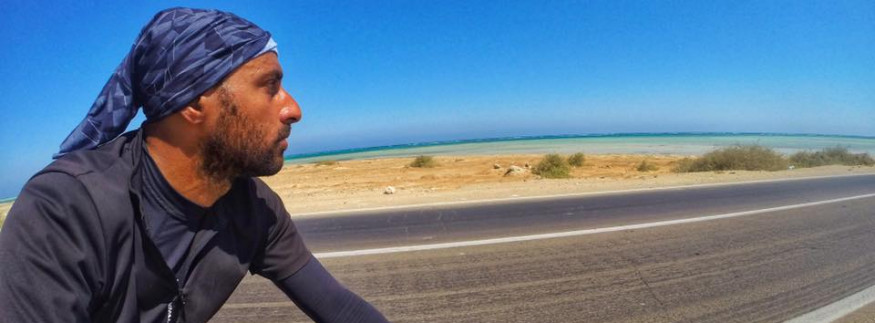 Omar El Galla Might Just Be the First Egyptian to Accomplish This Amazing Feat!