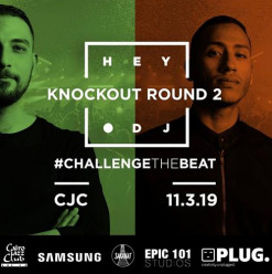 Challenge the Beat ft. HEY DJ Knockout Round 2 @ Cairo Jazz Club