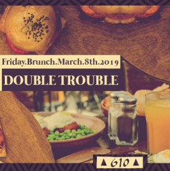Friday Brunch ft. Double Trouble @ Cairo Jazz Club 610