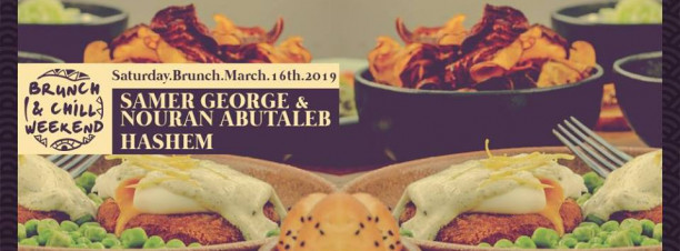 Saturday Brunch ft. Samer George & Nouran Abutaleb / DJ Hashem El Saifi @ Cairo Jazz Club 610