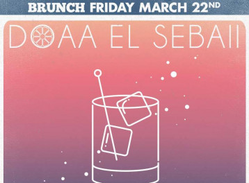 Friday Brunch ft.  Doaa El Sebaii & The Band @ The Tap East