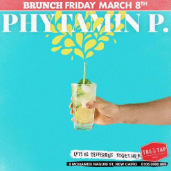 Friday Brunch ft. Phytamin P. @ The Tap East