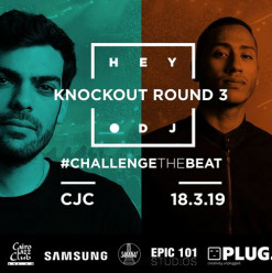 Challenge the Beat ft. HEY DJ Knockout Round 3 @ Cairo Jazz Club