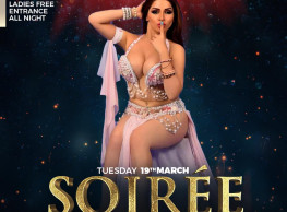Ladies Night ft. Belly Dancer Magdolina / DJ Goblin / Soul M / ELBAD @ 24K Lounge
