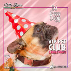 Ladies Night – DJ Doggy Dogg @ Bella Figura Lounge