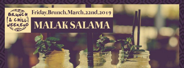 Brunch n Chill Weekend – Friday Brunch ft. Malak Salama @ Cairo Jazz Club 610