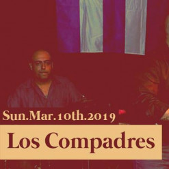 Los Compadres Band @ Cairo Jazz Club