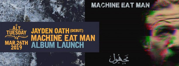 Machine Eat Man / Jayden Oath @ Cairo Jazz Club