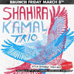 Friday Brunch ft. Shahira Kamal Trio Band @ The Tap West