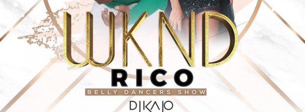 Rico / Belly Dancers Show @ Gŭ Lounge