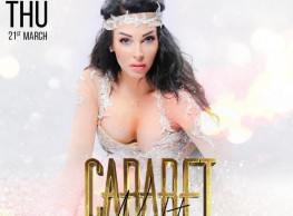 Cabaret Night ft. Belly Dancer - Farah Nasri / DJ Tommy @ 24K Lounge