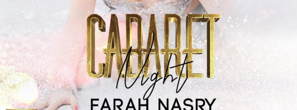 Cabaret Night ft. Belly Dancer – Farah Nasri / DJ Tommy @ 24K Lounge