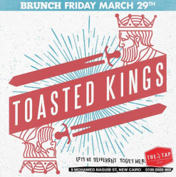 Friday Brunch ft. Toasted Kings @ The Tap East