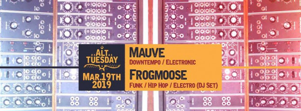 DJs MAUVE / FrogMoose @ Cairo Jazz Club