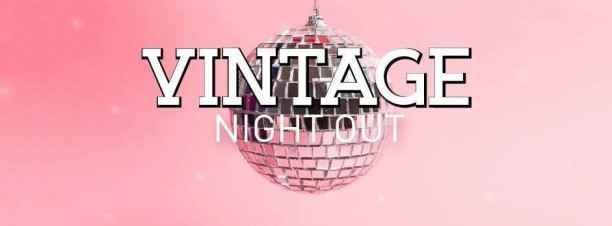Vintage Night Out @ Stage One Bar and Lounge